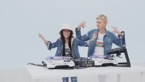 Real-people-Ellen-Young-child-DJ-station