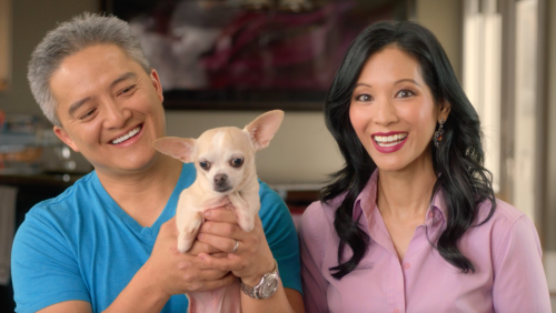 Real people casting vitamin enriched casting for pet owners